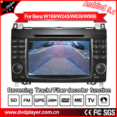 Anti-Glare car stereo benz viano vito vw crafter android 7.1 dvd 3G Internet or wifi connection