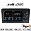 Carplay Car Dvd Player Audi A3 S3 Android 9.0 Multimedia Gps Navigation Screen Mirroring Wifi